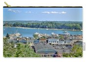 Harbor Springs Michigan Carry-all Pouch by Bill Gallagher