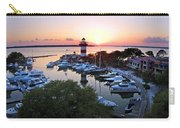 Harbor Town 4 In Hilton Head Carry-all Pouch