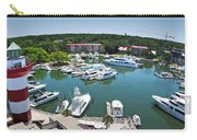 Harbor Town 7 In Hilton Head Carry-all Pouch