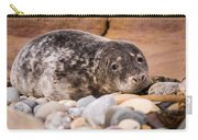 Harbour Seal Close Up Carry-all Pouch