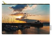 Harbour Sunset Carry-all Pouch