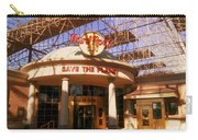 Hard Rock Cafe At Union Station Carry-all Pouch