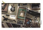 Hard Rock Cafe Hollywood Florida Carry-all Pouch