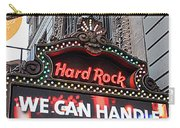 Hard Rock Cafe New York Carry-all Pouch