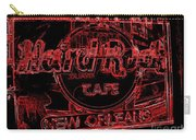 Hard Rock Cafe Nola Carry-all Pouch