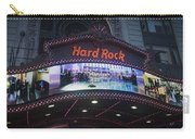 Hard Rock Marquee Nyc Carry-all Pouch
