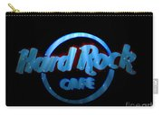 Hard Rock Neon In Space Carry-all Pouch