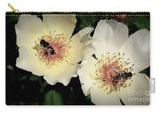 Hard Working Bee Twins  Carry-all Pouch