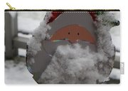 Hardworking Santa Carry-all Pouch