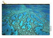 Hardy Reef On The Great Barrier Reef Marine Carry-all Pouch