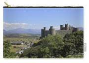 Harlech Castle Snowdonia Carry-all Pouch