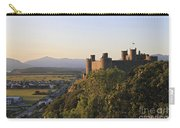 Harlech Castle Wales Carry-all Pouch