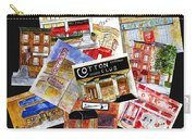 Harlem Jazz Clubs Carry-all Pouch