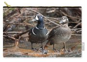 Harlequin Pair Carry-all Pouch