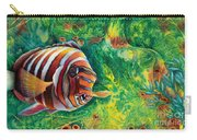 Harlequin Tuskfish Carry-all Pouch
