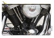 Harley Chrome And Steel Carry-all Pouch