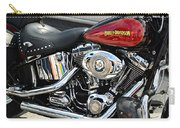 Harley Chrome Carry-all Pouch