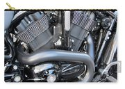 Harley Close-up Engine Close-up 1 Carry-all Pouch