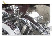 Harley Close-up Possessed Carry-all Pouch
