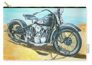 Harley Davidson 1940 Carry-all Pouch