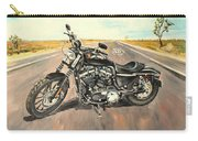 Harley Davidson 883 Sportster Carry-all Pouch