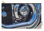 Harley Davidson Engine Carry-all Pouch