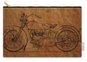 Harley Davidson Patent  Carry-all Pouch