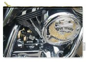 Harley Live To Ride Carry-all Pouch