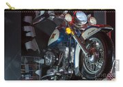 Harley Of Vegas Carry-all Pouch