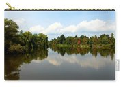 Harmony On The Boyne River Carry-all Pouch