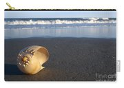 Harp Shell On Beach Carry-all Pouch