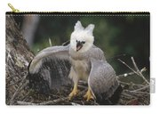 Harpy Eagle Threat Posture Amazonian Carry-all Pouch