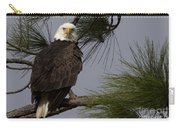 Harriet The Bald Eagle Carry-all Pouch