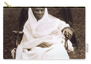 Harriet Tubman Portrait 1911  Carry-all Pouch