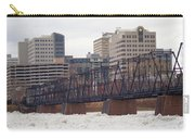 Harrisburg And Walnut St Bridge Carry-all Pouch