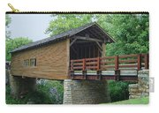 Harrisburg Covered Bridge Carry-all Pouch