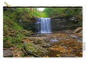 Harrison Wright Falls In Early Fall Carry-all Pouch
