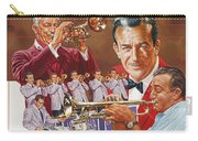 Harry James Trumpet Giant Carry-all Pouch