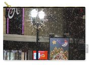 Hart In The Snow - Grants Pass Carry-all Pouch