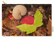 Hart Of A Puff Ball Carry-all Pouch