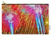 Hart Plaza Fireworks Carry-all Pouch