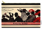 Harvard Scores 1905 Carry-all Pouch