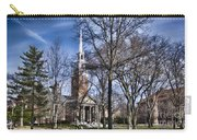 Harvard University Old Yard Church Carry-all Pouch
