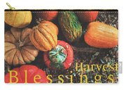 Harvest Blessings Carry-all Pouch
