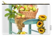 Harvest Fayre Carry-all Pouch by Amanda Elwell