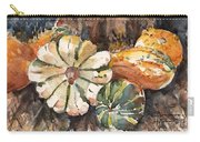 Harvest Gourds Carry-all Pouch