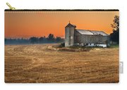 Harvest Morning Carry-all Pouch by Garvin Hunter