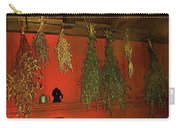 Harvest Of Herbs Carry-all Pouch