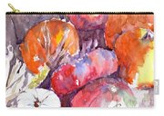 Harvest Pumpkins Carry-all Pouch