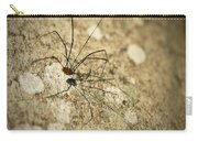 Harvestman Spider Carry-all Pouch